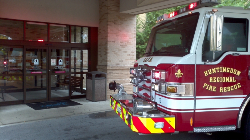 Fire Reported at JC Blair Hospital