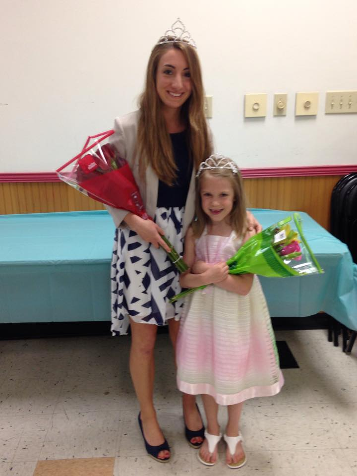 2015-16 Fire Queen and Little Miss Named