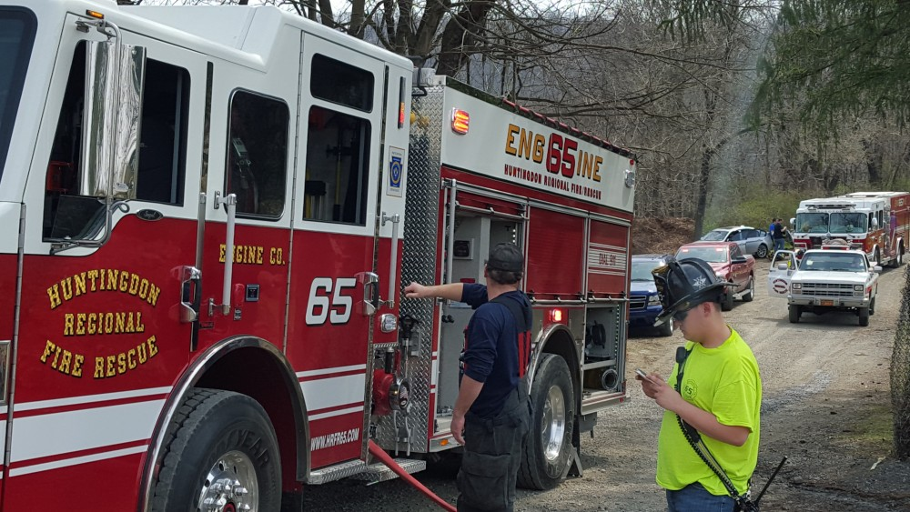 Multiple Brush Fire Calls Answered